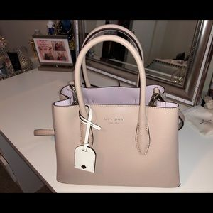 Brand New Kate Spade Eva Small Satchel Purse